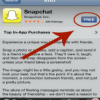 Use Snapchat for iOS