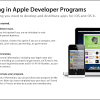 How to open iOS Developer Account through Apple