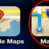 Get Walking Directions using iPhone Maps